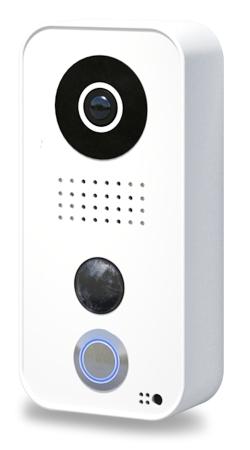 DoorBird D101 WLAN-/LAN-Video-Türsprechanlage