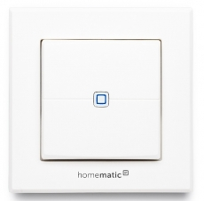 Wandtaster 2-fach Homematic IP HMIP-WRC2