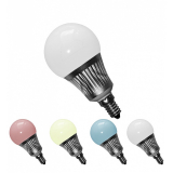 LED Lampe 5W, E14, RGB+WW