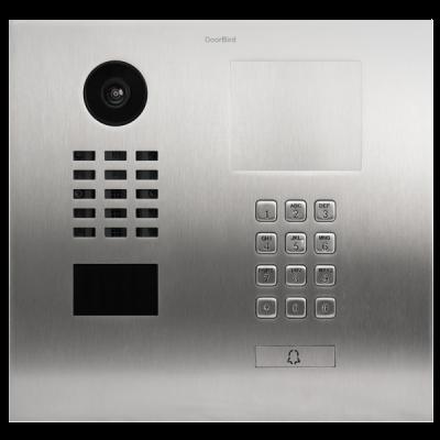 DoorBird IP Video Türstation D2101KH