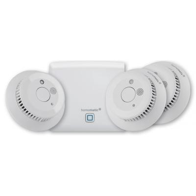 Homematic IP Starter Set Rauchwarnmelder HmIP-SK4