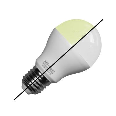 LED Lampe Dual White 6W, E27,WW/CW