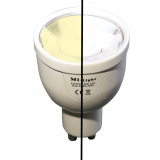 EASY LED Lampe Dual White 4W, GU10, WW/CW