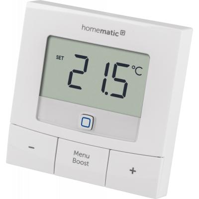 HomeMatic IP Wandthermostat mit Luftfeuchtigkeitssensor - basic